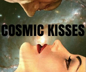 Besos, cosmic, and kisses image