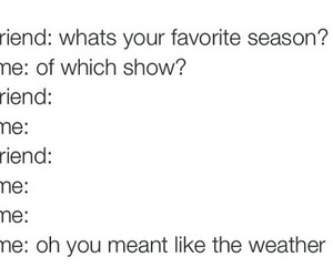 funny, shows, and ahs image