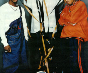 90s, method man, and hip hop image