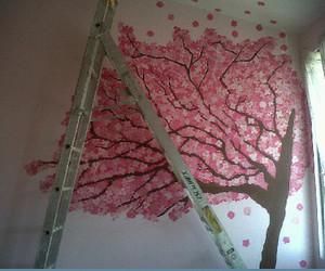art, tree, and beautiful image