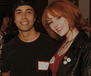 couple, pierce the veil, and redhead image