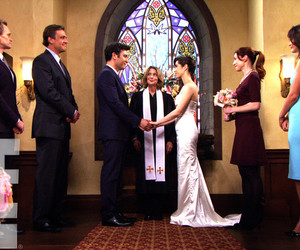 forever, himym, and happy image