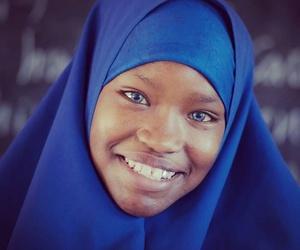 allah, hijab, and somalia image