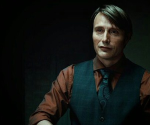 hannibal, hannibal lecter, and cannibal image
