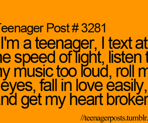 text, music, and teenager image