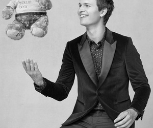 ansel, teddybear, and elgort image