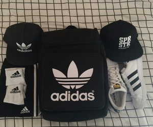 adidas, grunge, and style image