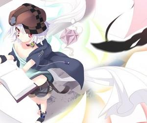 tet, anime, and no game no life image