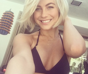 julianne hough and short hair image