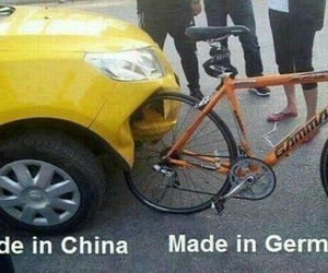 funny, germany, and china image