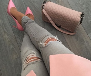 heels, inspiration, and shoes image