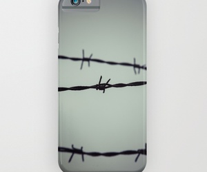 barb wire, Barbed Wire, and iphone image