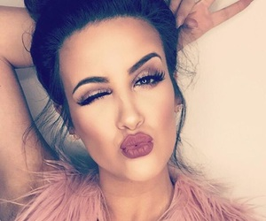 nicole guerriero and makeup image