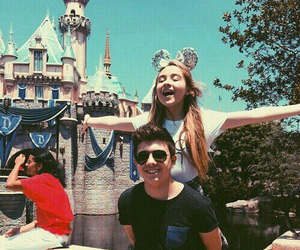 sabrina carpenter, love, and disney image