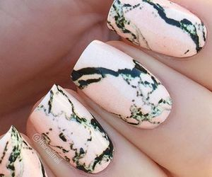 fasion, nails, and winter image