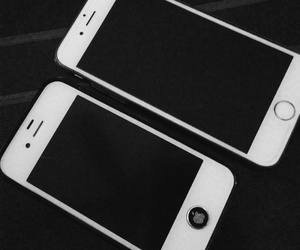 blackandwhite, iphone, and photography image