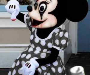 minnie and minnie mouse image