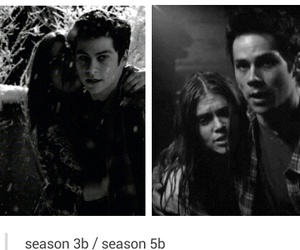 lydia, teen wolf, and tw image
