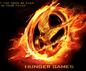 hunger games, the hunger games, and movie image