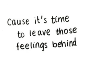 behind, feelings, and text image