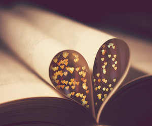 heart and book image