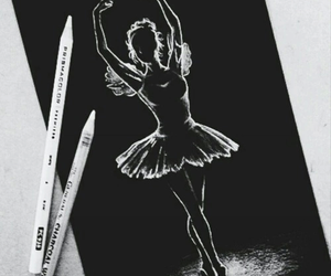 beautiful, art, and ballet image