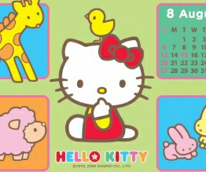 hello kitty and lovely image