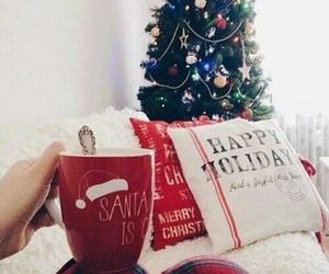 christmas, girl, and coming image