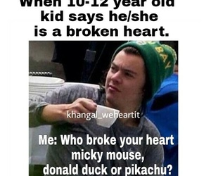 funny, Harry Styles, and joke image
