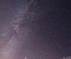 wallpaper, stars, and sky image