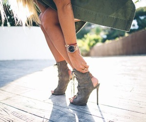 shoes and watch image
