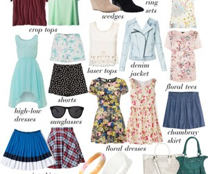 fashion, get the look, and mode image