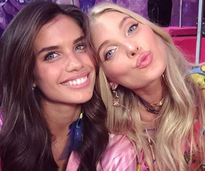 sara sampaio, angels, and elsa hosk image