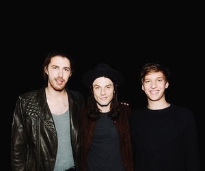baes, hozier, and james bay image