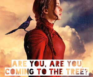 Jennifer Lawrence, rebel, and the hunger games image