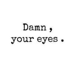 eyes and love image