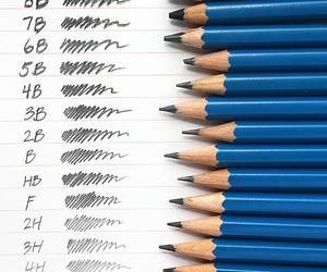 pencil, drawing, and art image