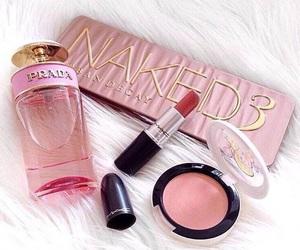 Prada, lipstick, and mac image