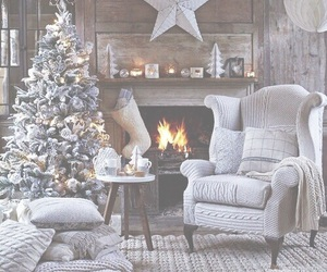 christmas, cozy, and life goals image