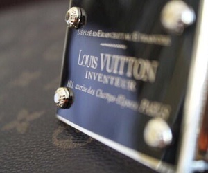 Louis Vuitton and luxury image