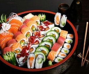 better, food, and japanese image