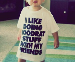 cute, baby, and funny image