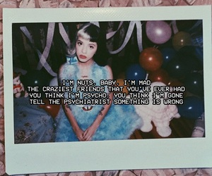 melanie martinez, mad hatter, and cry baby image