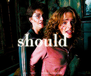 harmony, hermione granger, and harry potter image