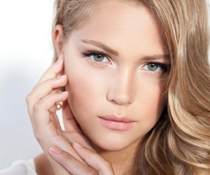 beautiful, blonde, and pretty image