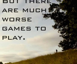 games, play, and katniss image