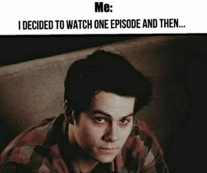 funny, true, and the maze runner image