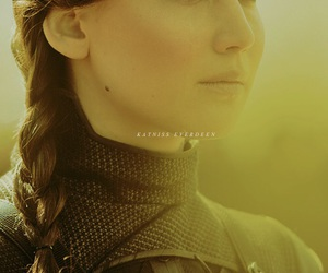 Jennifer Lawrence, beautiful, and the hunger games image
