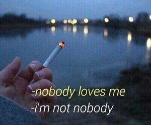 nobody, grunge, and sad image