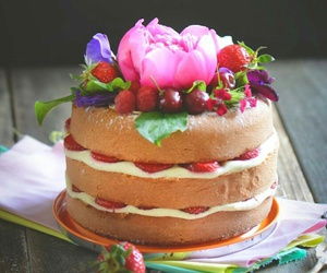 bakery, food and sweets, and cooking image